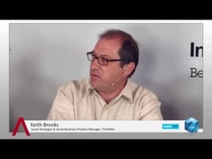 The Cube Interview Keith Brooks